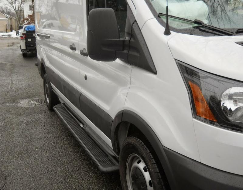 Van Seat Covers >> Running Boards